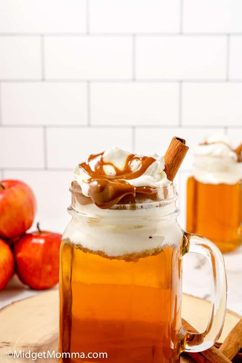 copycat starbucks apple caramel spice drink recipe
