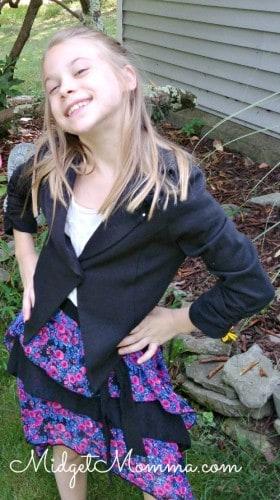 d-signed skirt jacket blouse at kohl's