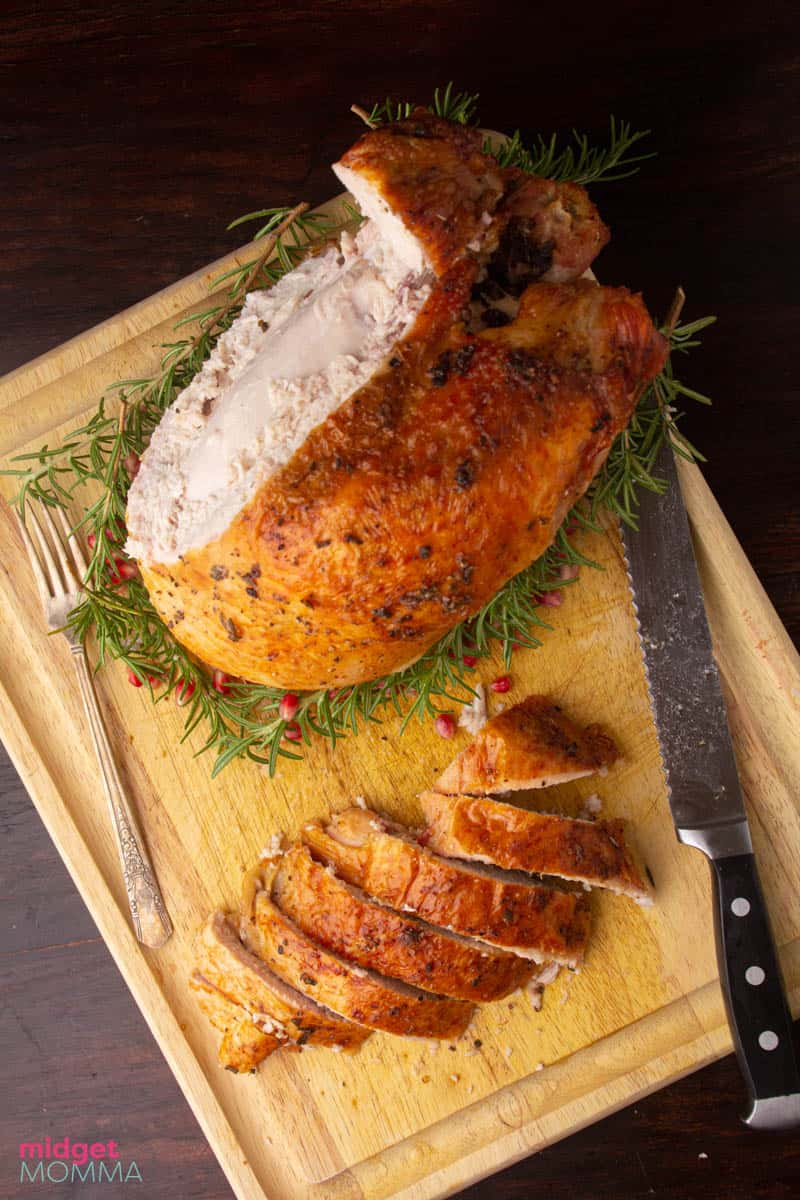 Easy Oven Roasted Turkey Breast
