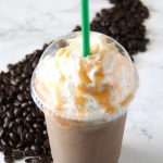 Salted Caramel Frappuccino Starbucks recipe