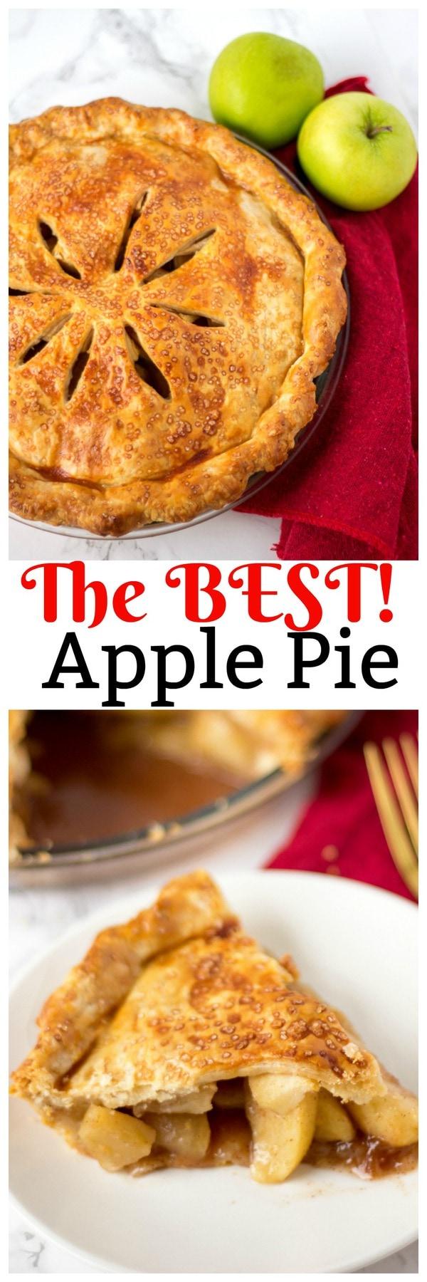 The Best Apple Pie Easy Apple Pie Recipe
