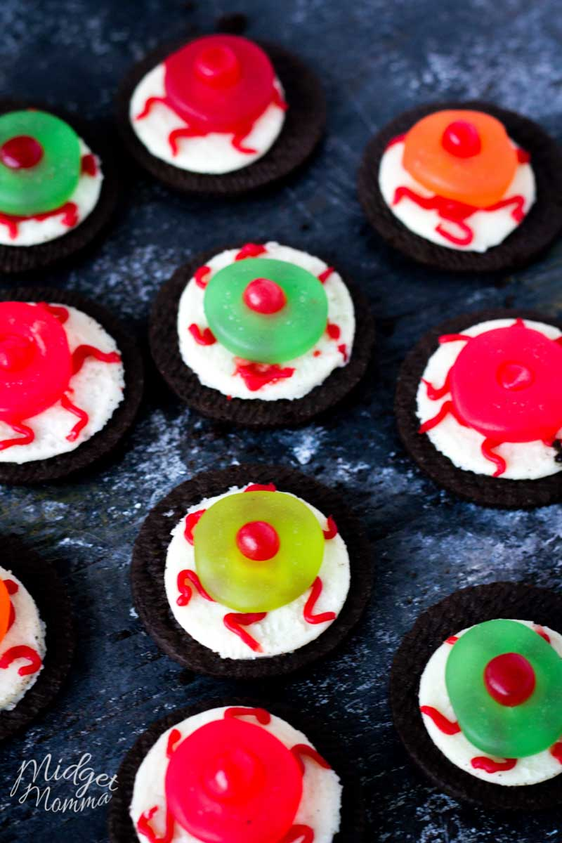 Halloween Oreo Cookies