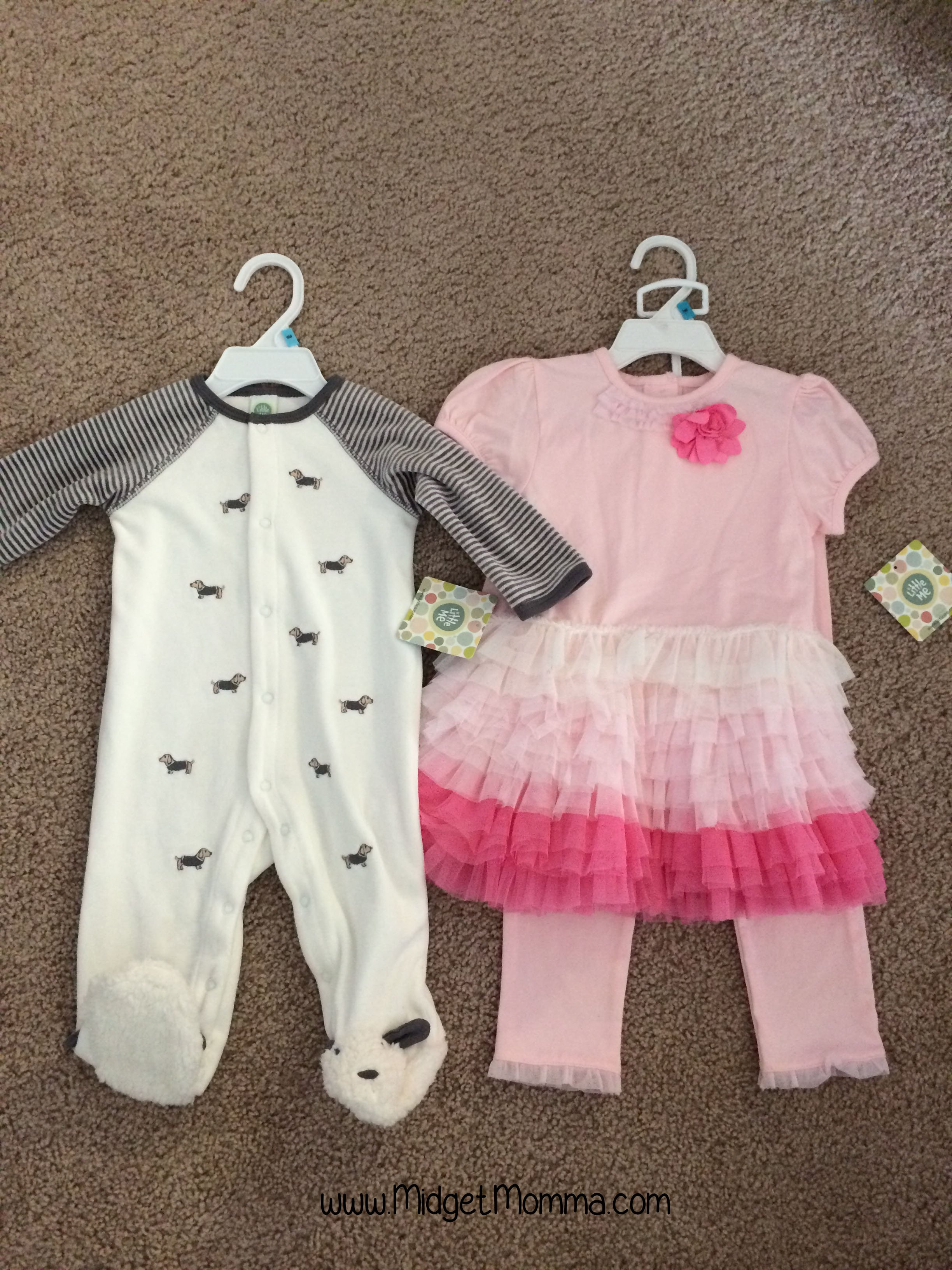 Little Me Baby Clothing Review