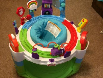 Little Tikes® Discover & Learn Activity Center Review