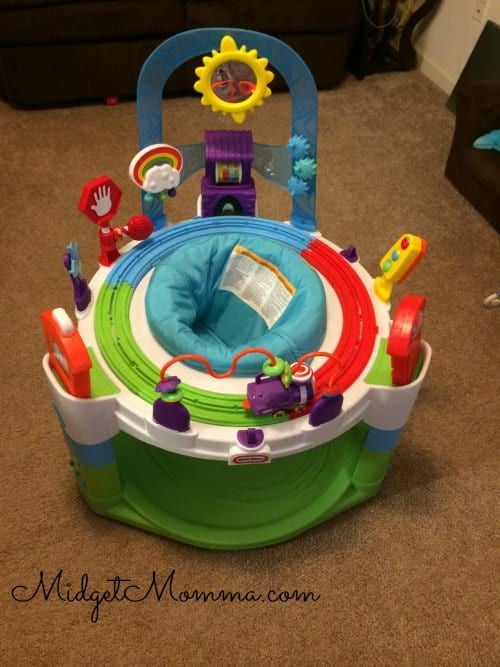 Little Tikes® Discover Learn Activity Center Review