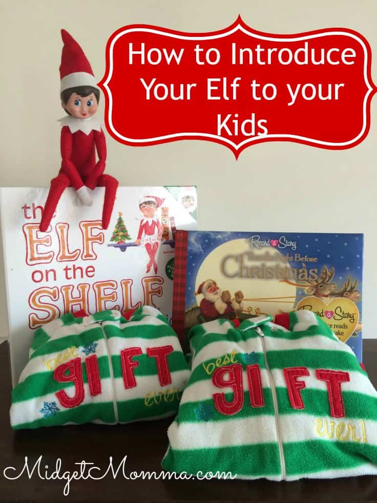 How to Introduce Elf on the Shelf