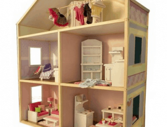 American Girl Fan Gift Idea: My Girl's Doll house