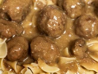 Swedish Meatballs Recipe | Easy Dinner Recipe