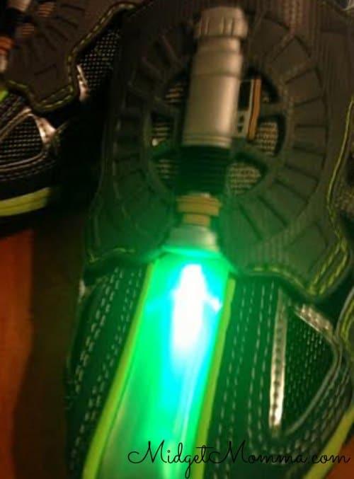 star wars light saber sneaker