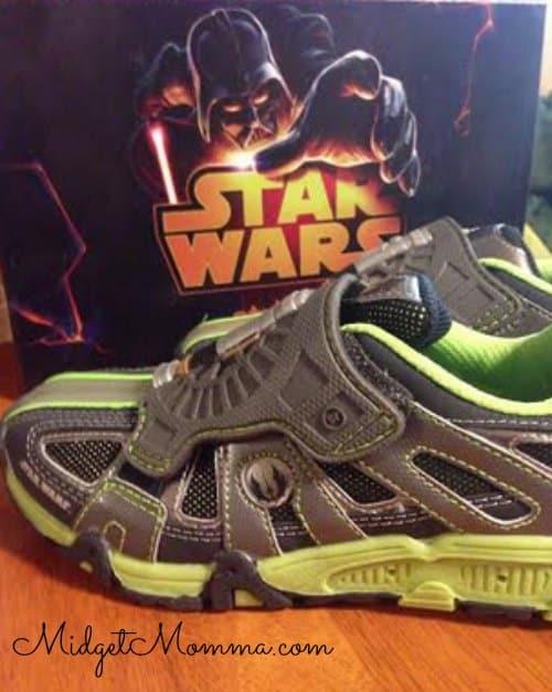 star wars stride rite sneaker