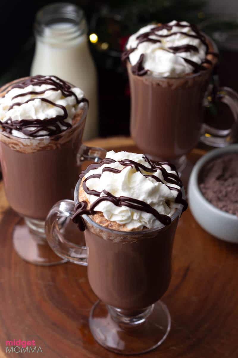 Copy Cat Starbucks Hot chocolate