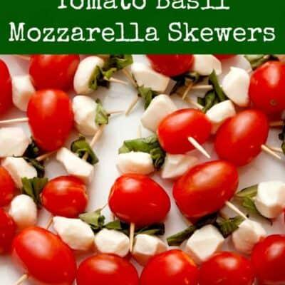 Tomato Basil Mozzarella Skewers, Tomato Basil Mozzarella, Tomato Mozzarella Skewers, tomatoe mozzarella appetizer, Tomato Basil Mozzarella Skewers appetizer