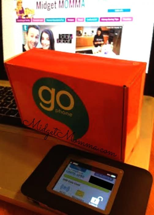 gophone mobile hotspot