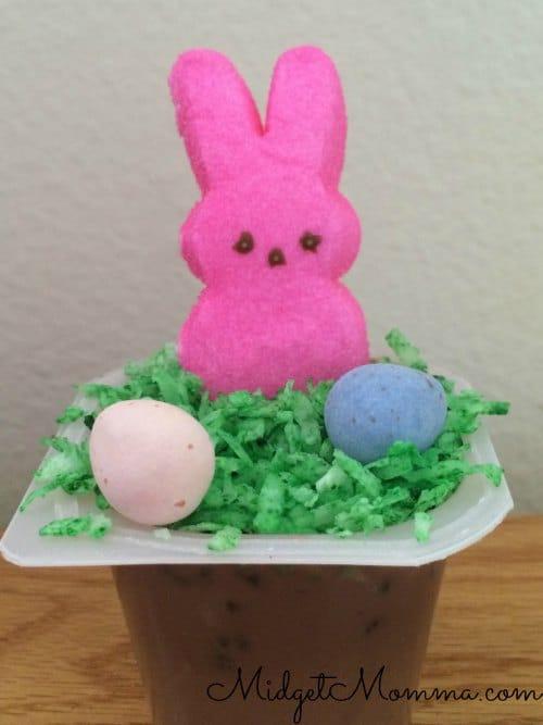 Peeps Easter dessert