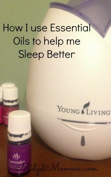 Essential Oils to help with Sleep Issues