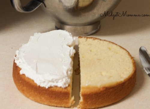homemade box cake mix cake recipe
