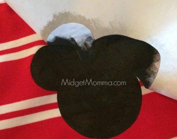 DIY Disney Silhouette Shirts 6