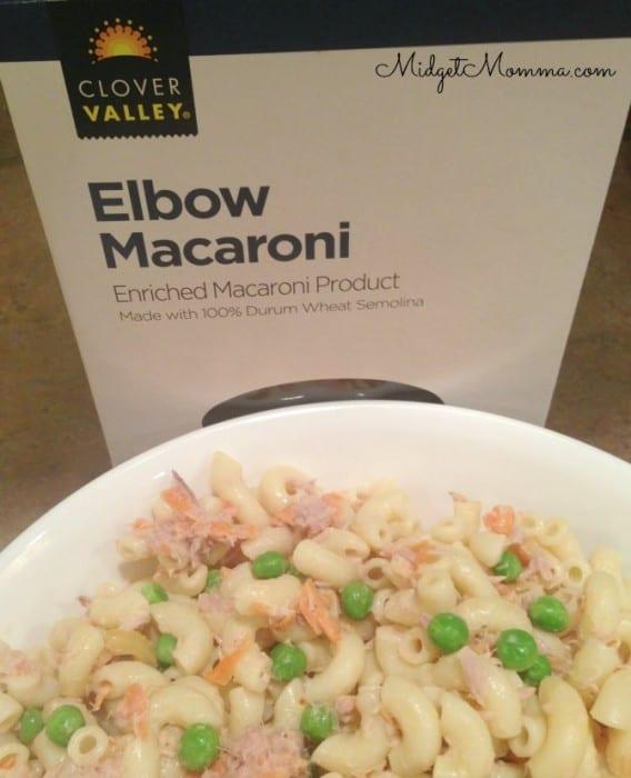 Clover Valley eblow macaroni