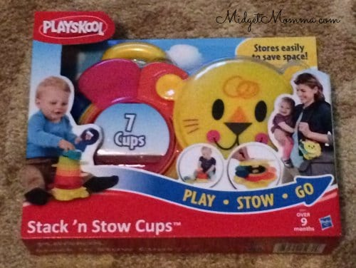 Playskool Stack 'n Stow Cups Review