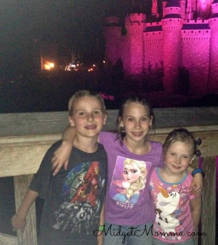 Secret Disney World Tips from Disney Cast members where to stand in magic kingdom to watch fireworks