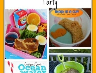 15 Awesome Beach Themed Recipes for your Teen Beach Movie 2 Party