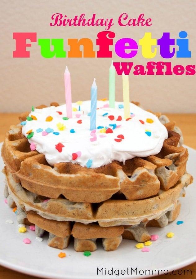 Funfetti Birthday Cake Puppy Chow