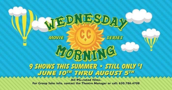 Classic Cinemas Summer Movie Schedule