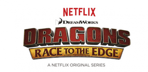 DreamWorks Dragons Netflix Series