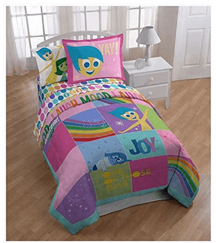 Inside Out Kids Bedroom