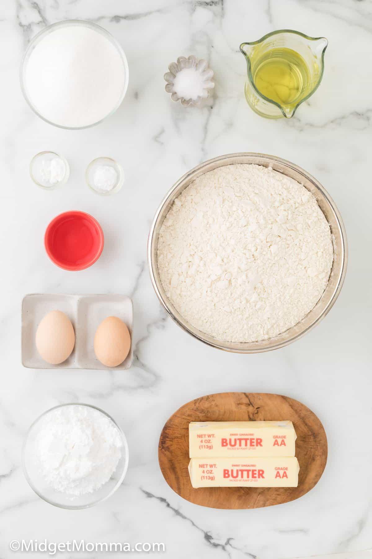 Swig Sugar Cookies Recipe ingredients