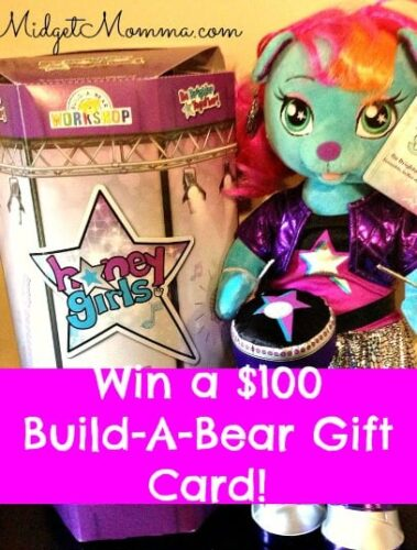 build-a-bear honey girls giveaway