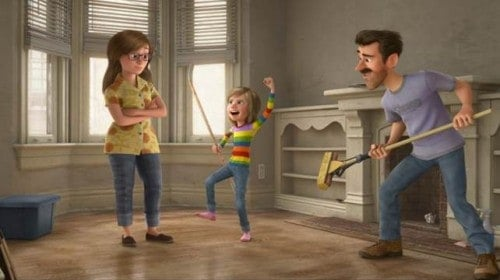 inside out family images