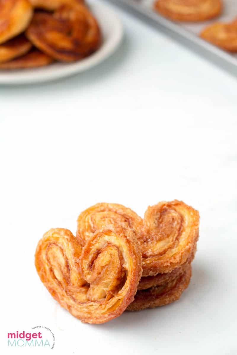 Cinnamon Elephant Ear Cookies
