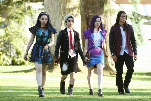 Disney's Descendants Movie