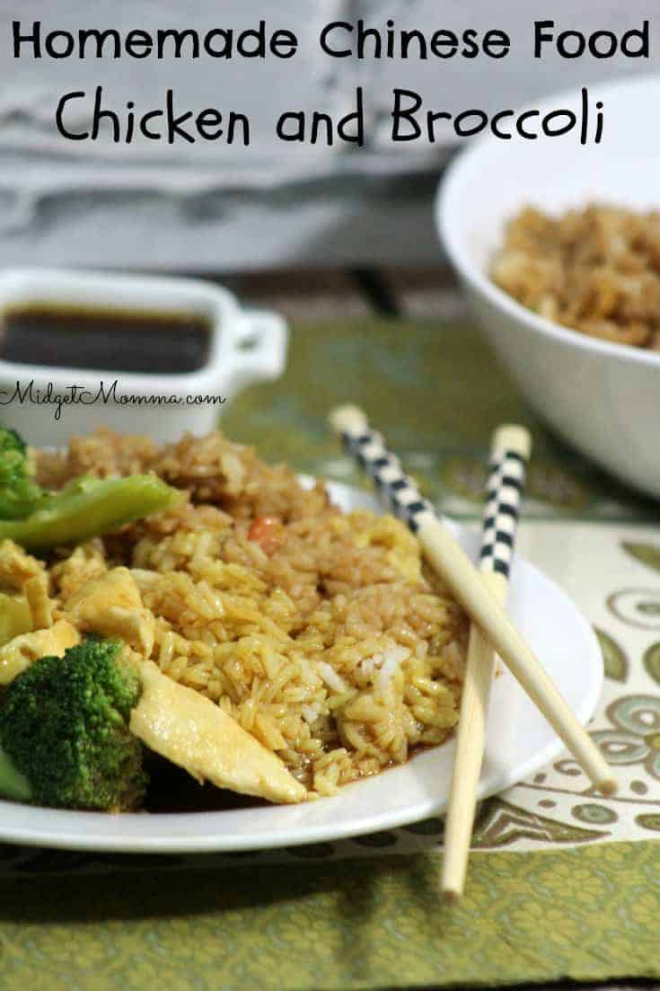 Homemade chinese food chicken and broccoli forumfinder Choice Image
