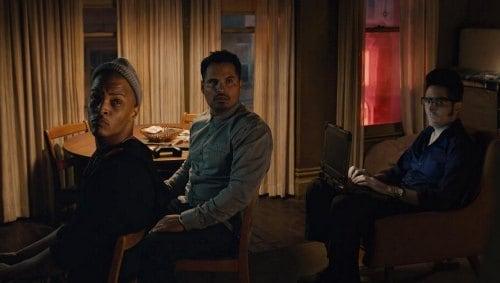 Michael Pena, T.I. & David Dastmalchian Ant-Man Movie Interview