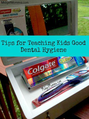 Tips for Teaching Kids Good Dental Hygiene