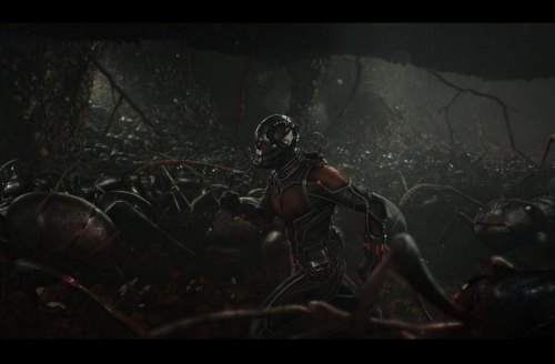 ant-man movie ant-man and ants technology