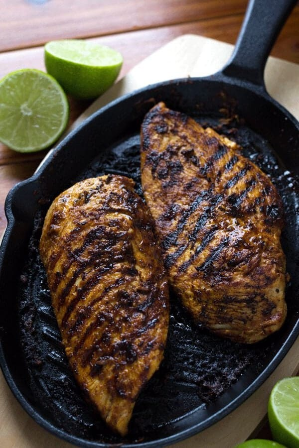 chili lime chicken