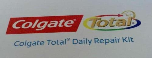 colgate total repair