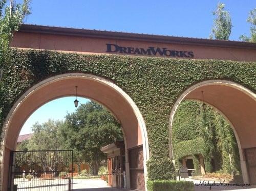 dreamworks studio