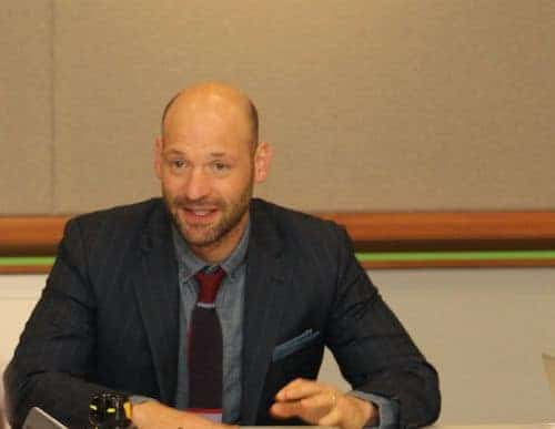 exclusive interview with corey stoll