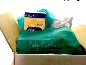 FREE Amazon Baby Registry Box + FREE Shipping  ($35 Value)