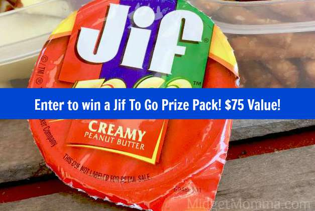 jif to go giveaway