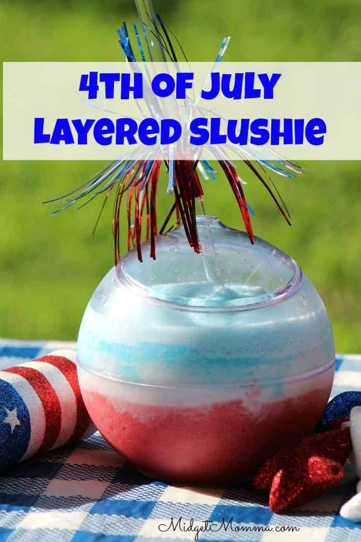 Fresh Fruit Layered Slushie Drink, Layered Slushie Drink made with Fresh Fruit, Fresh Fruit Slushie Drink, Fresh Fruit Layered Slushie, Fresh Fruit Slushie