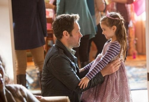 parenting theme in ant-man movie