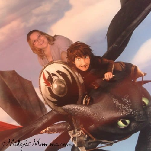 riding toothless