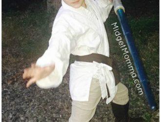 DIY Luke Skywalker Costume