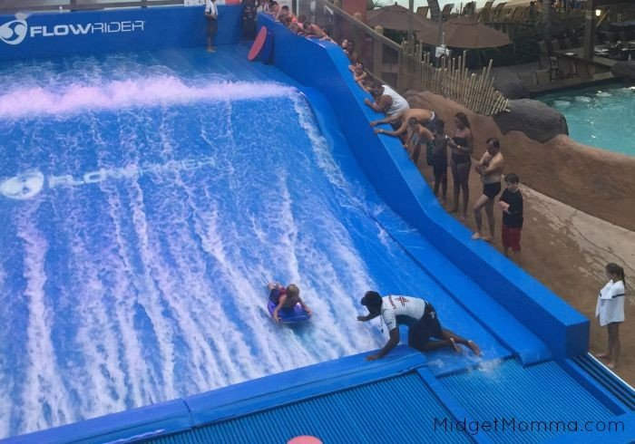 Flow Rider at Aquatopia
