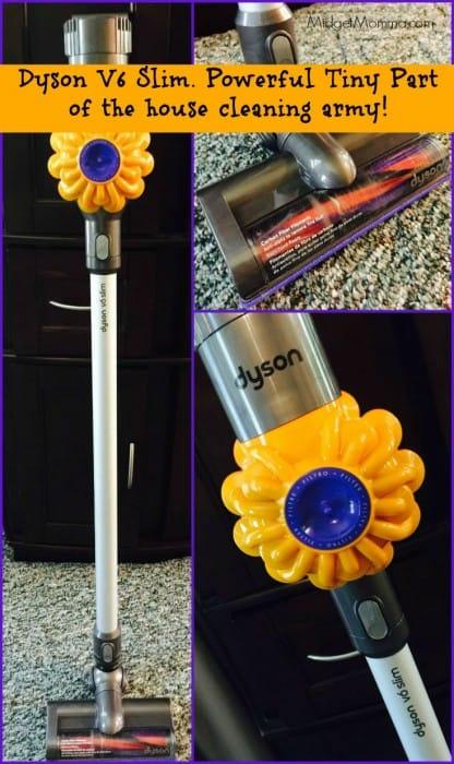 Dyson V6 slim Vacuum pin